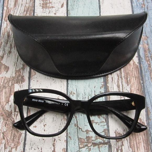 e164ad9d045c M 5c3f9ef95c445281c64d6126. Other Accessories you may like. New Miu Miu  Magenta Gold Cat Eye Eyeglasses. New ...